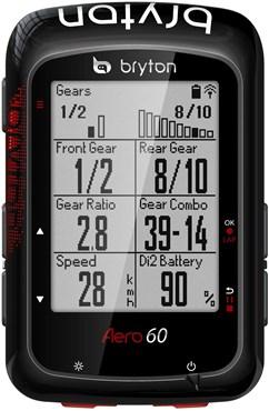 Bryton Aero 60 Cycle Computer