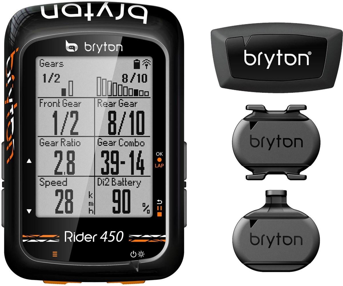 Bryton Rider 450 Cycle Computer | Cycle computers