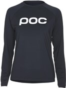 POC Essential MTB Womens Long Sleeve Jersey