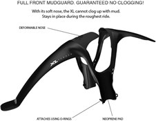 Crud XL Front Fender Mudguard
