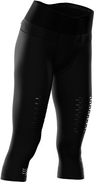 Compressport Trail Under Control Pirate Womens 3/4 Tights