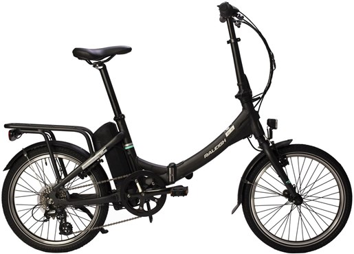 Raleigh Stow-E Way 2019 - Electric Hybrid Bike