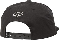 Fox Clothing Resin Snapback Hat