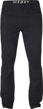 Fox Clothing Dagger Skinny Pants