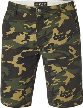 Fox Clothing Essex Camo Shorts