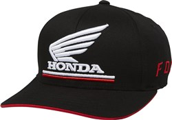 Fox Clothing Honda Fanwear Youth Flexfit Hat