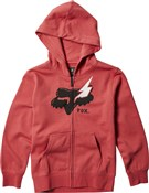 Fox Clothing Hellion Youth Zip Fleece