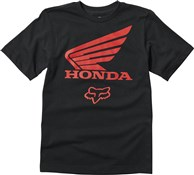 Fox Clothing Honda Youth Short Sleeve Tee