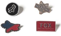 Fox Clothing Pin Pack