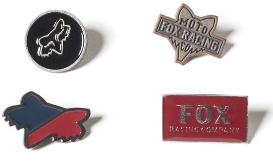 Fox Clothing Pin Pack