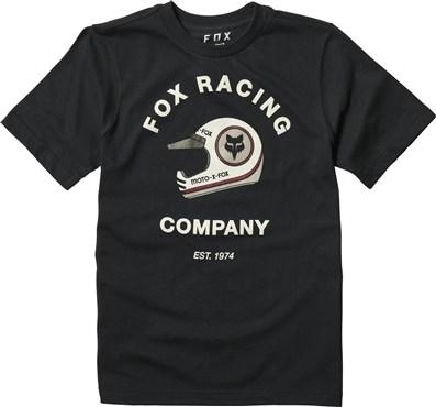 Fox Clothing Moto 3 Youth Short Sleeve Tee