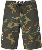 Fox Clothing Overhead Camo Stretch Board Shorts
