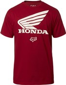 Fox Clothing Honda Short Sleeve Tee