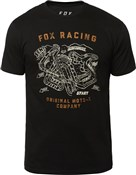 Fox Clothing Fast Track Premium Short Sleeve Tee