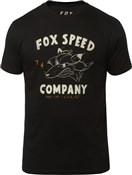 Fox Clothing Bomber Premium Short Sleeve Tee