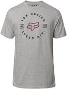 Fox Clothing Clocked Out Short Sleeve Tee