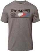 Fox Clothing Global Short Sleeve Tech Tee