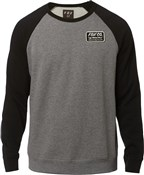 Fox Clothing Resin Crew Fleece