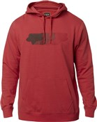 Fox Clothing Faded Pullover Fleece