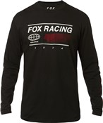 Product image for Fox Clothing Global Long Sleeve Tee