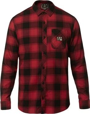Fox Clothing Longview Lightweight Flannel