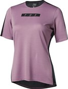 Fox Clothing Flexair Delta Womens Short Sleeve Jersey