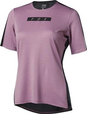 Fox Clothing Flexair Delta Womens Short Sleeve Jersey