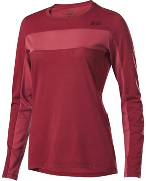 Fox Clothing Ranger DR Womens Long Sleeve Jersey