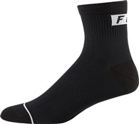 "Fox Clothing 4"" Trail Socks"