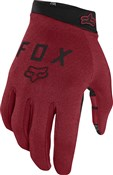 Fox Clothing Ranger Gel Long Finger Gloves