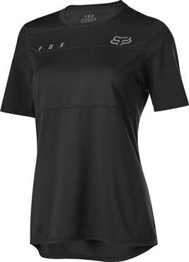 Fox Clothing Flexair Womens Short Sleeve Jersey