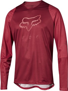 Fox Clothing Youth Defend Long Sleeve Jersey