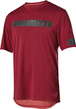 Fox Clothing Ranger Dri-Release Bar Short Sleeve Jersey