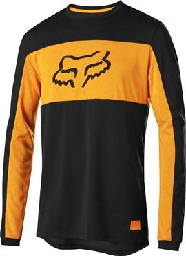 Fox Clothing Ranger DR Foxhead Long Sleeve Jersey