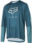 Fox Clothing Defend Foxhead Long Sleeve Jersey