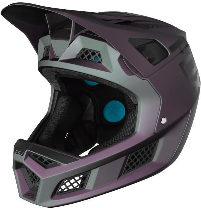 Fox Clothing Rampage Pro Carbon Full Face Weld MTB Helmet | Helmets
