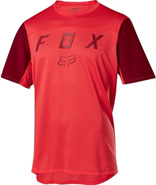 Fox Clothing Flexair Moth Short Sleeve Jersey