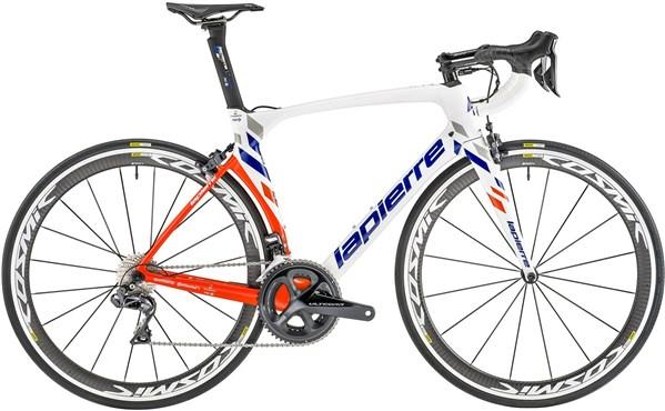 Lapierre Aircode SL 700 FDJ 2019 - Road Bike | Racercykler