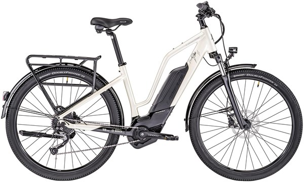 Lapierre Overvolt Explorer 600 Womens 400Wh 2019 - Electric Hybrid Bike