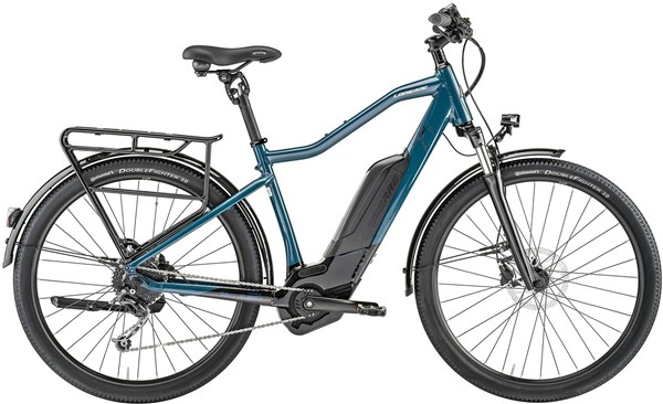 Lapierre Overvolt Explorer 600+ 500Wh 2019 - Electric Hybrid Bike | City-cykler