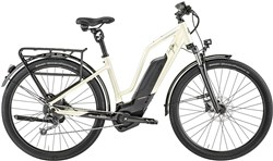 Lapierre Overvolt Explorer 600+ Womens 500Wh 2019 - Electric Hybrid Bike
