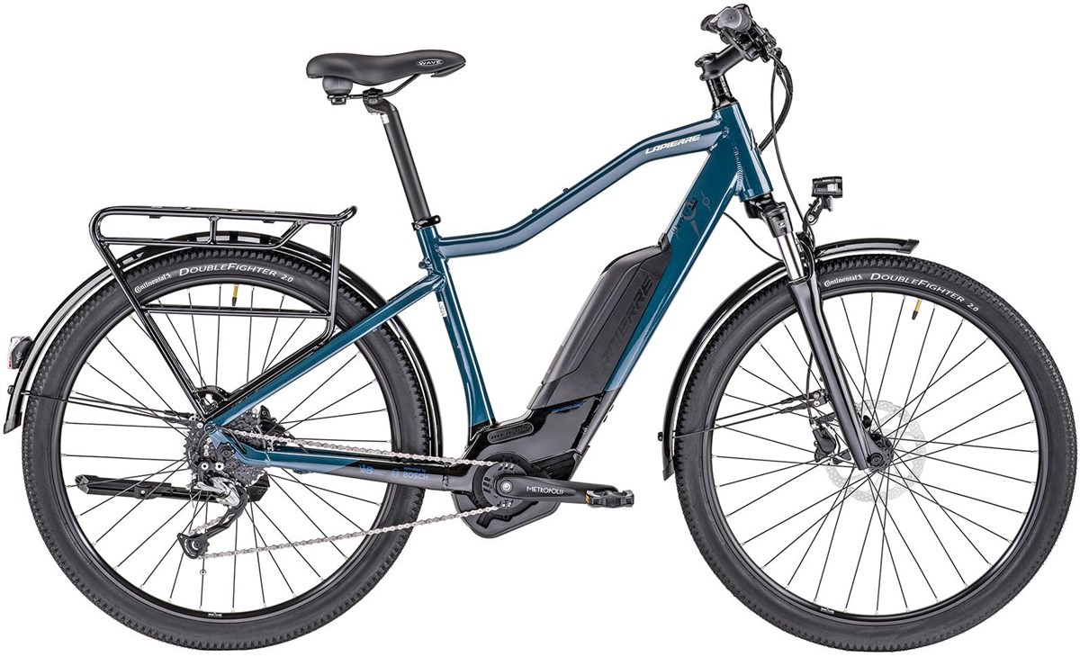 Lapierre Overvolt Explorer 600 400Wh 2019 - Electric Hybrid Bike | City-cykler