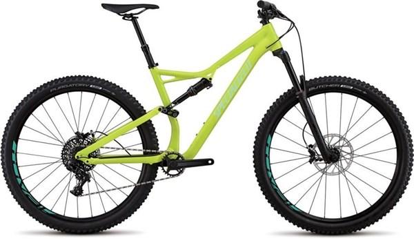 Specialized Stumpjumper Comp Alloy 29 6Fattie - Nearly New - L Mountain Bike 2018 - Full Suspension MTB