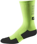 """Product image for Fox Clothing 8"""" Trail Cushion Sock Lunar"""