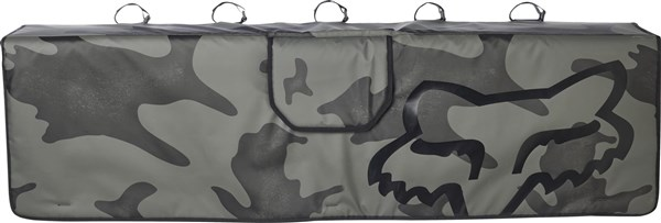 Fox Clothing Small Camo Tailgate Cover