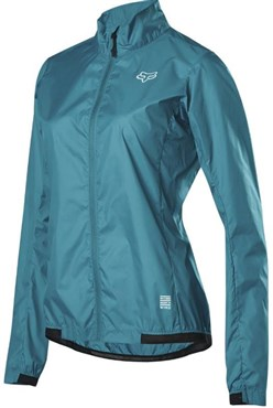 Fox Clothing Womens Defend Wind Jacket