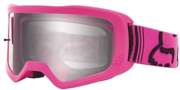 Fox Clothing Youth Main II Race Goggle