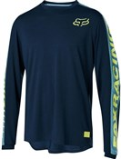 Fox Clothing Ranger Drirelease Long Sleeve Fox Jersey