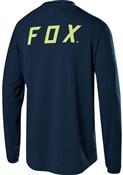 Fox Clothing Ranger Drirelease Long Sleeve Fox Jersey