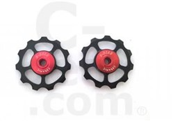 C-Bear Alloy Pulley Full Ceramic Jockey wheels